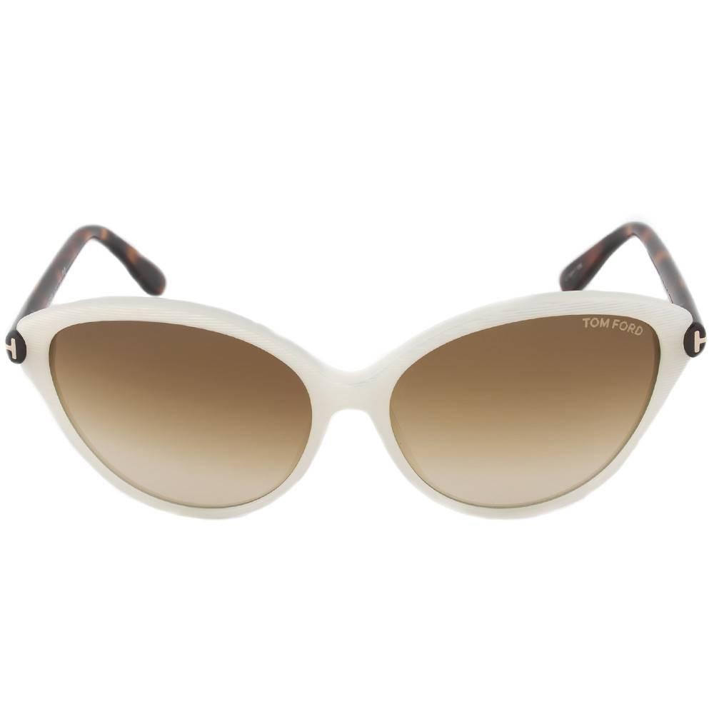 Tom Ford FT0342 20F Priscila Cateye Sunglasses