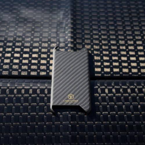 Carbon Fiber iPhone 6/6S Case - Matte