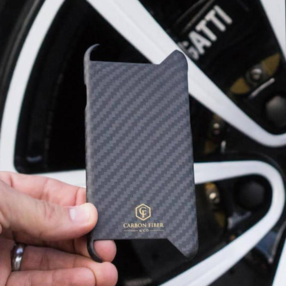 Carbon Fiber iPhone 6/6S Case - Matte