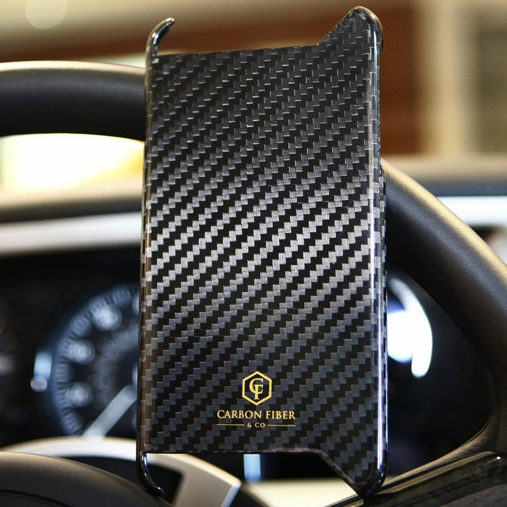 Carbon Fiber iPhone 6 Plus /6S Plus Case - Gloss