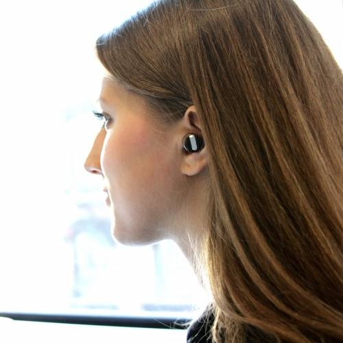 Rechargable Earbuds | Bluetooth Headset + Charging Capsule