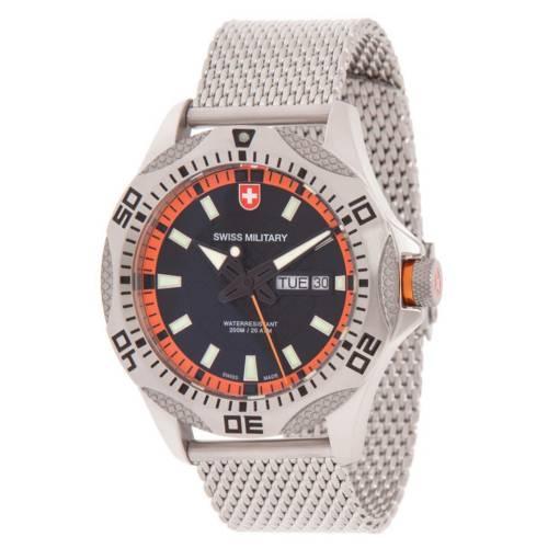 Swiss Military Watches  - TANK, Orange