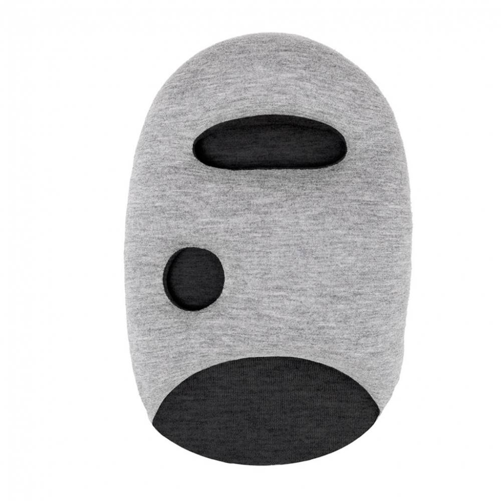 OSTRICHPILLOW MINI MIDLIGHT GREY