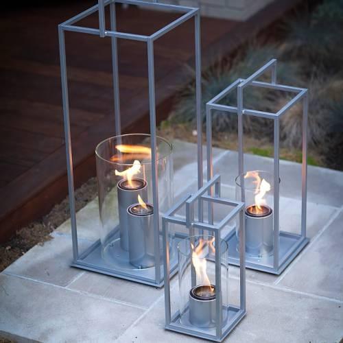 Hampton Lantern by Terra Flame Home