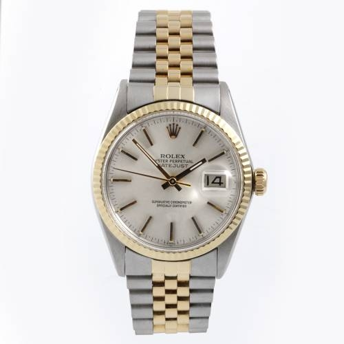 Two Tone Datejust