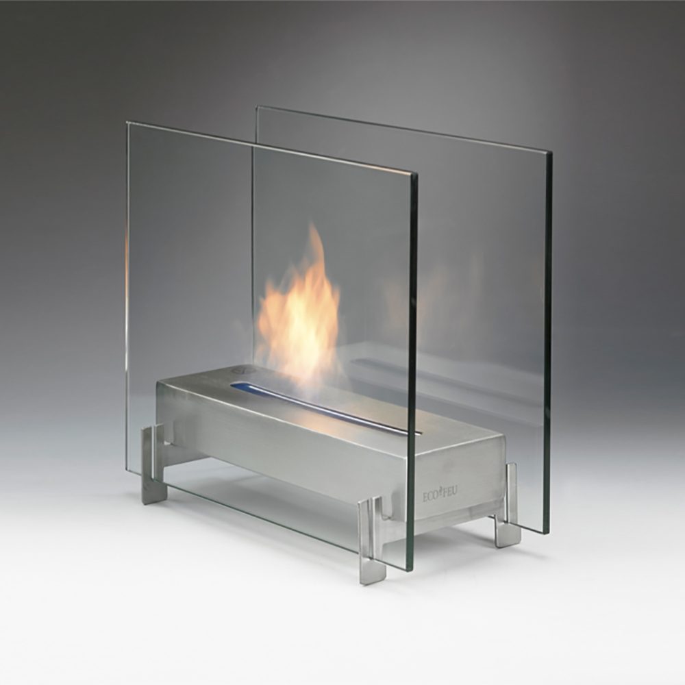 Horizon Fireplace by Eco-Feu