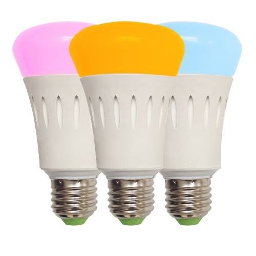 Q Smart Color LED Light Bulb Package