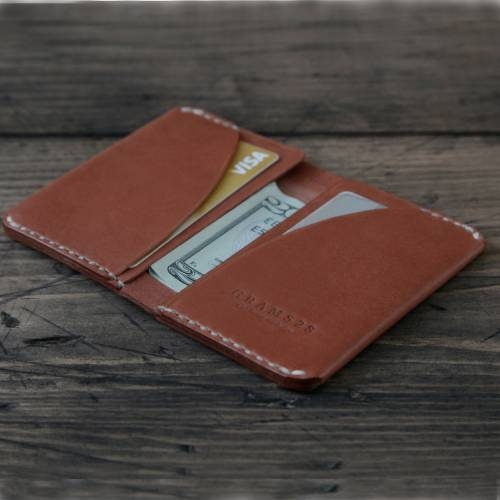 Leather Day Wallet - Grams28
