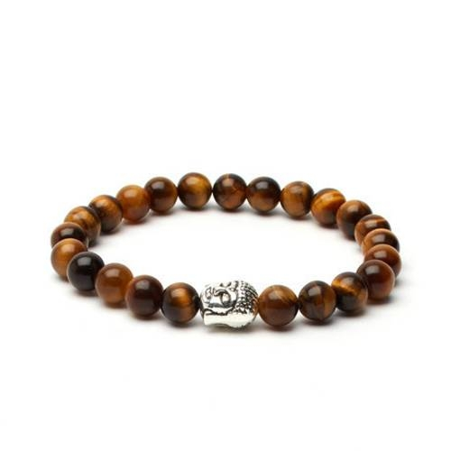 Tiger's Eye Buddha