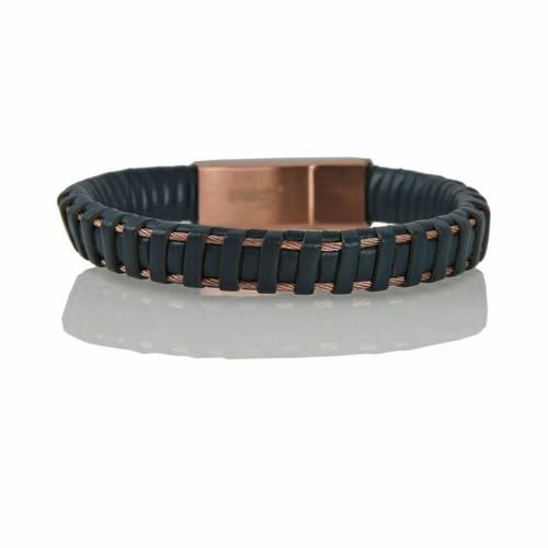Fatsa Braided Leather Cord