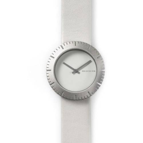 White Slice Gradation Watch