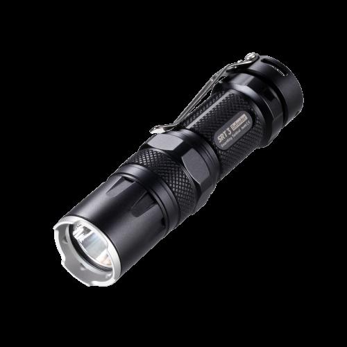 SRT3 LED Flashlight