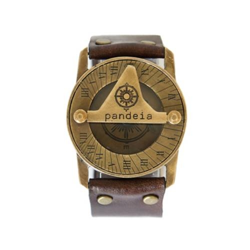 Pandeia compass sundial watch - Womens