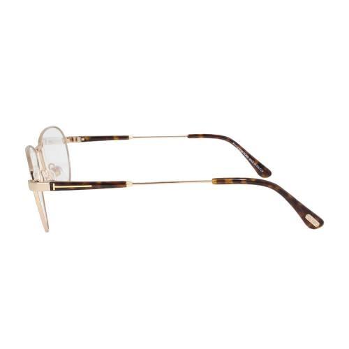 Gold Eyeglasses Frame | Size 57