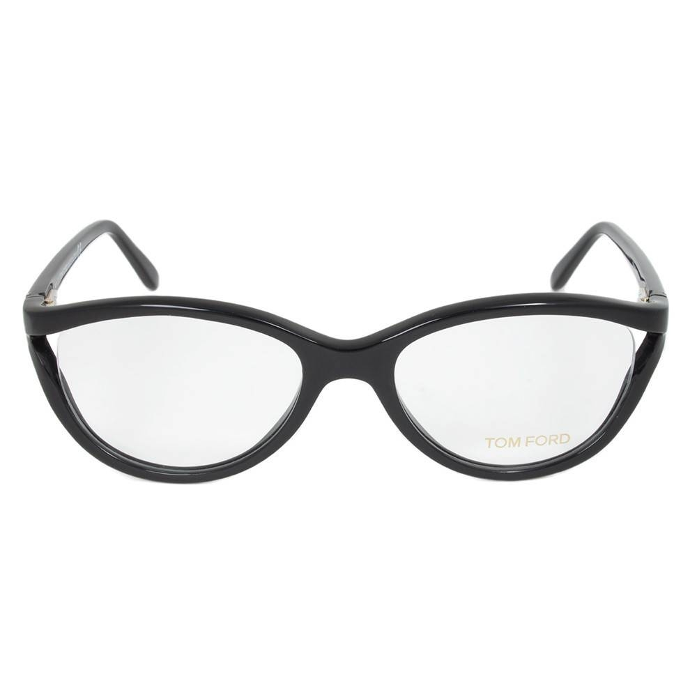 Black Cateye Eyeglasses Frame | Size 53