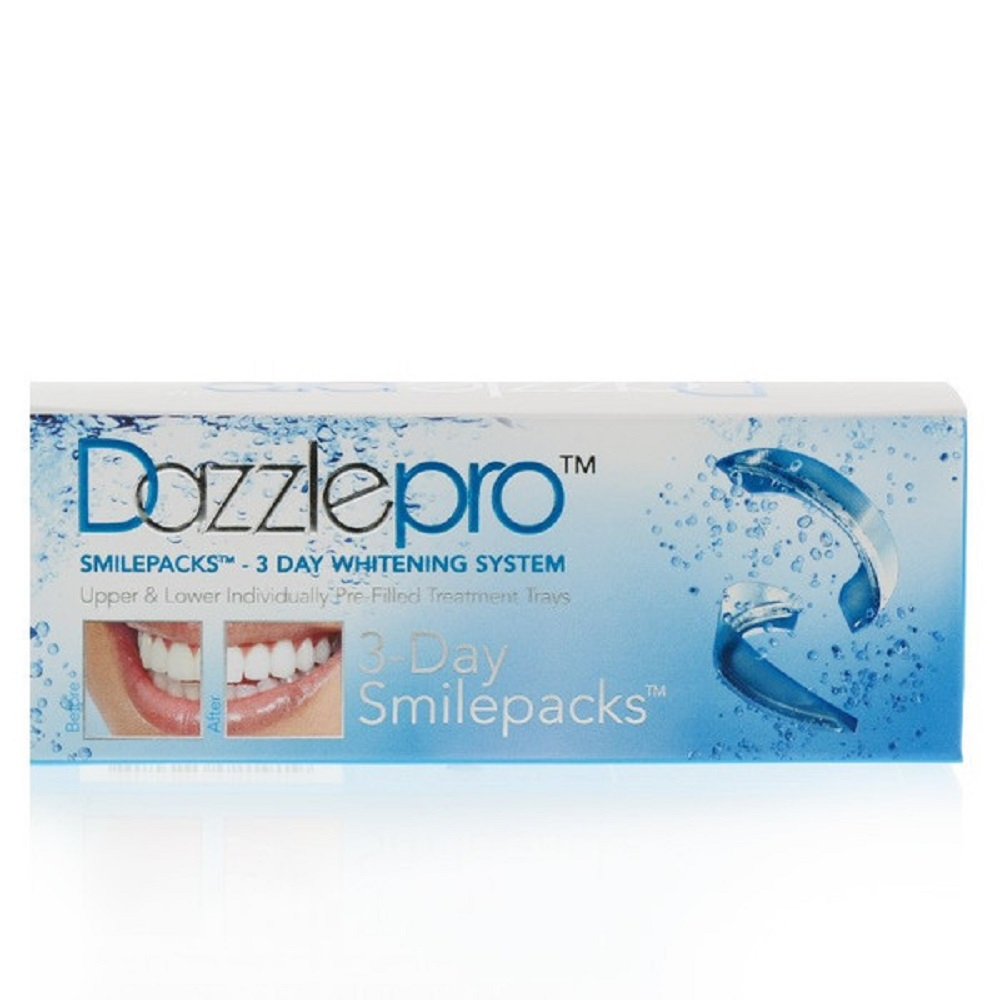 3 Day Smilepacks | Dazzlepro