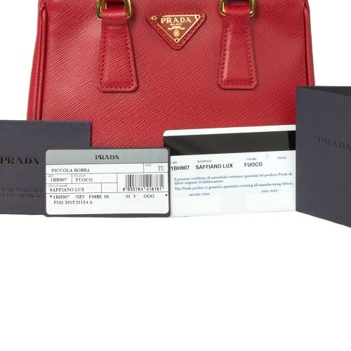 Prada | Saffiano Leather Tote