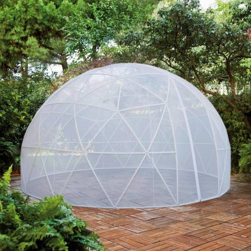 Garden Igloo | Mosquito Cover