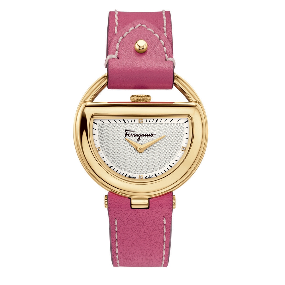 Ferragamo | Buckle Women's Watch