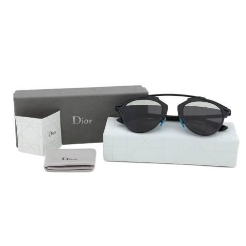 Dior B0YMD Sunglasses | Black Frame