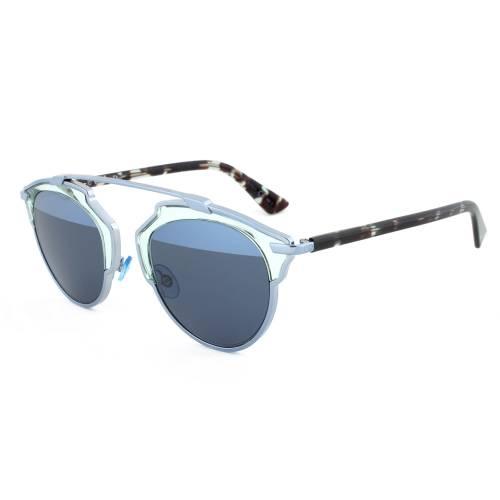 Dior KLY8N Sunglasses | Gunmetal/Havana Frame