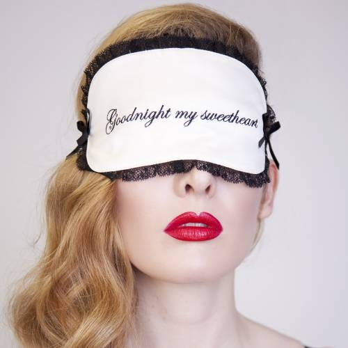 Playful Promises | Eye Mask