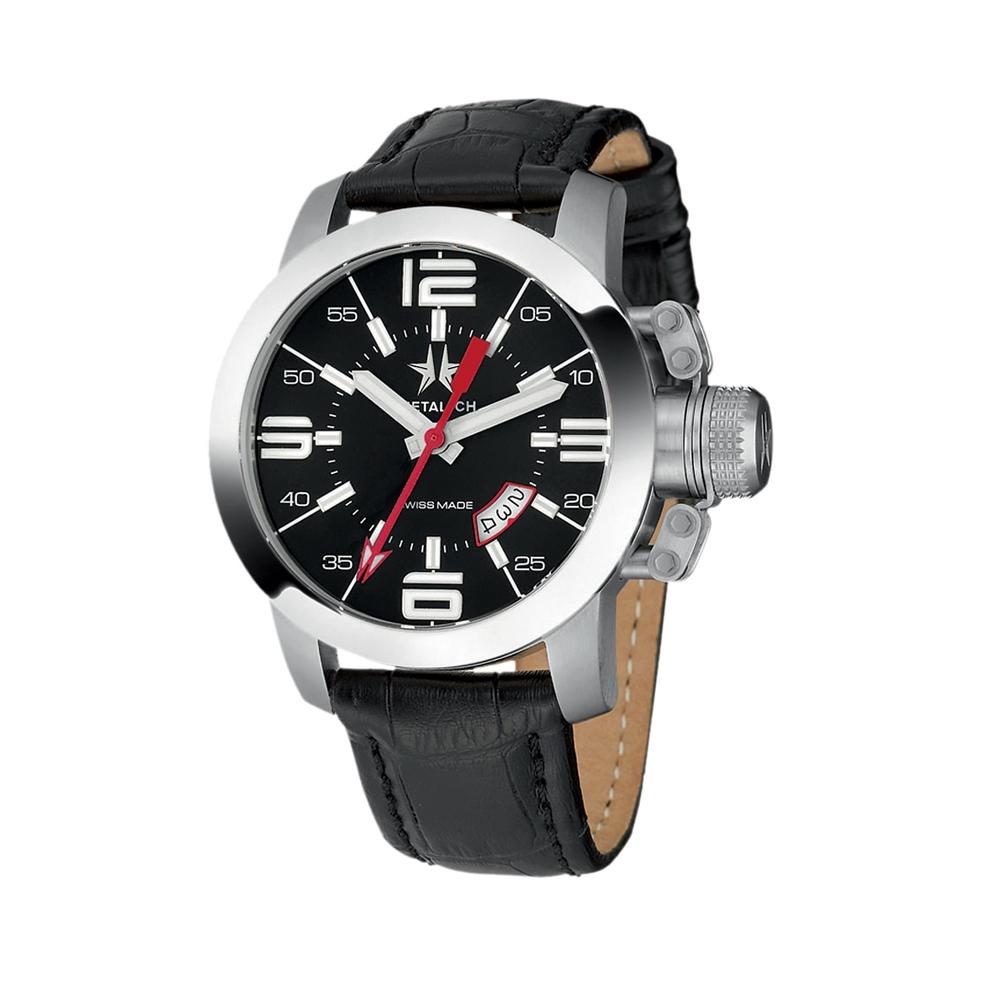 Metal CH Watch   Initial 1120