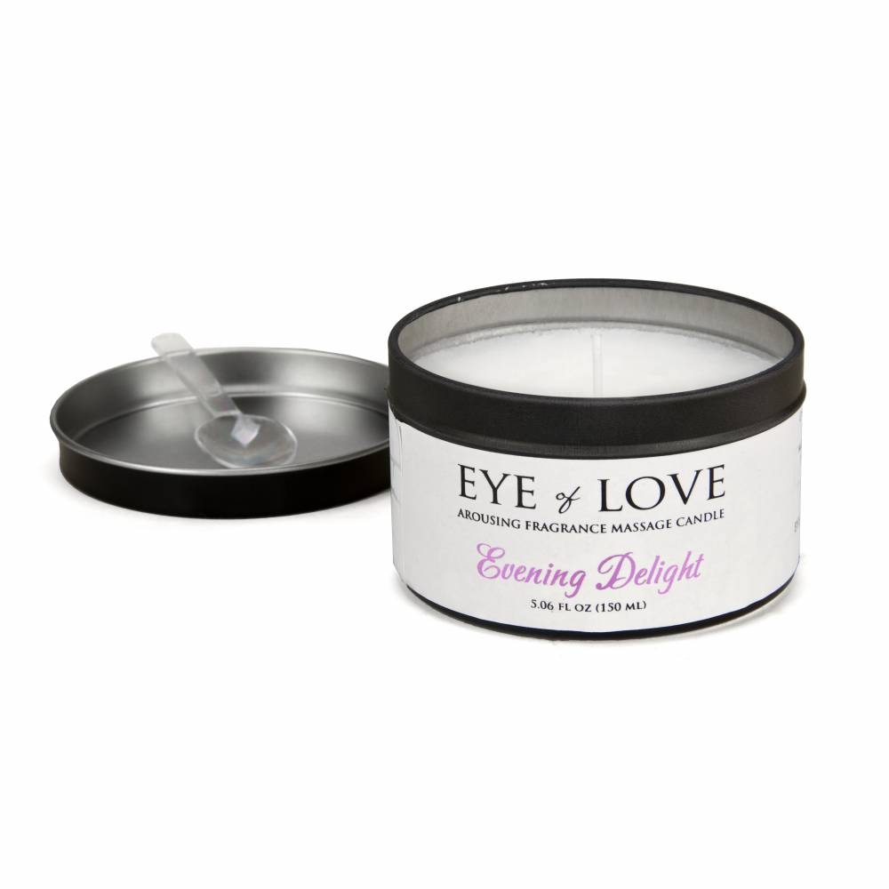 Evening Delight Massage Candle | Eye of Love