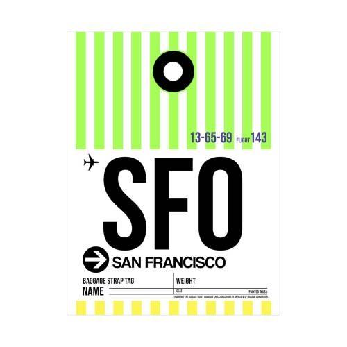 SFO San Francisco