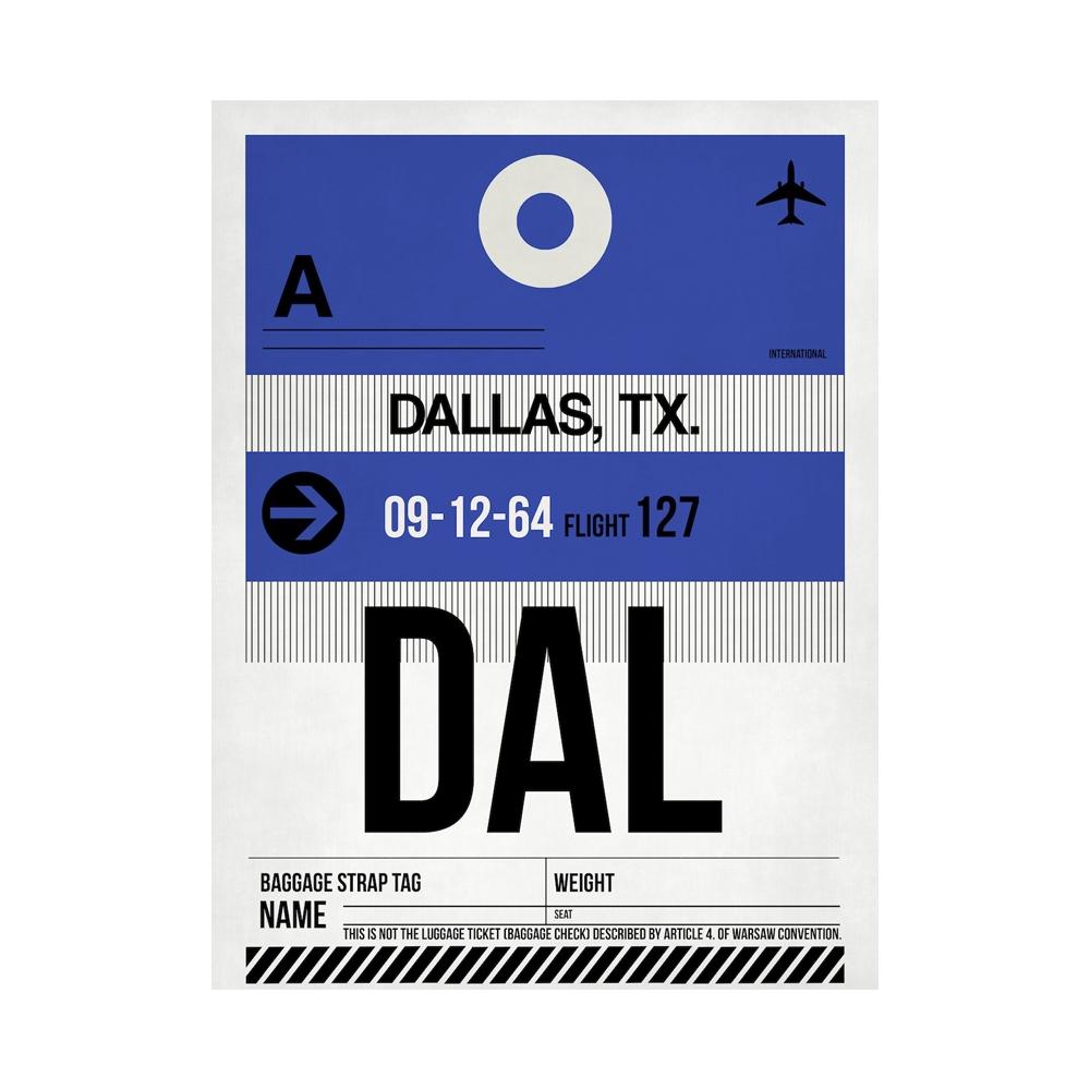 NaxArt   DAL Dallas Poster