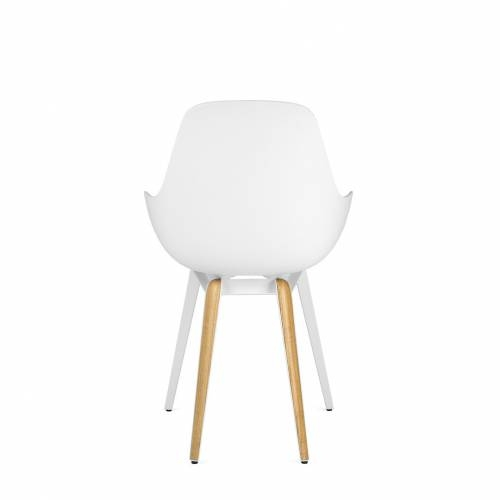 Slice Dimple Closed Chair | Kubikoff