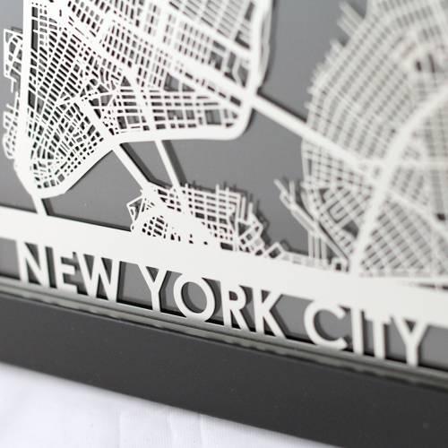 New York City   Cut Maps