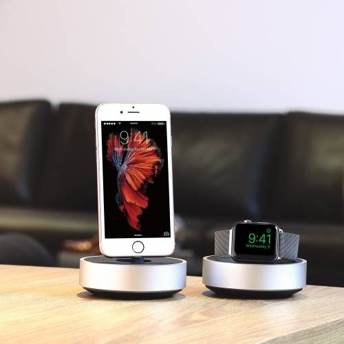 iPhone's HoverDock