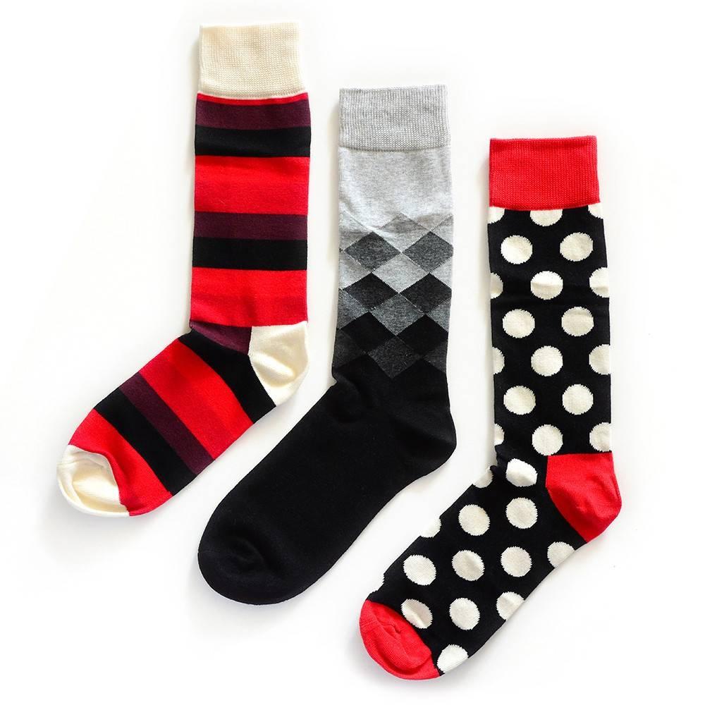 Bodhi 3-Pack   Happy Socks