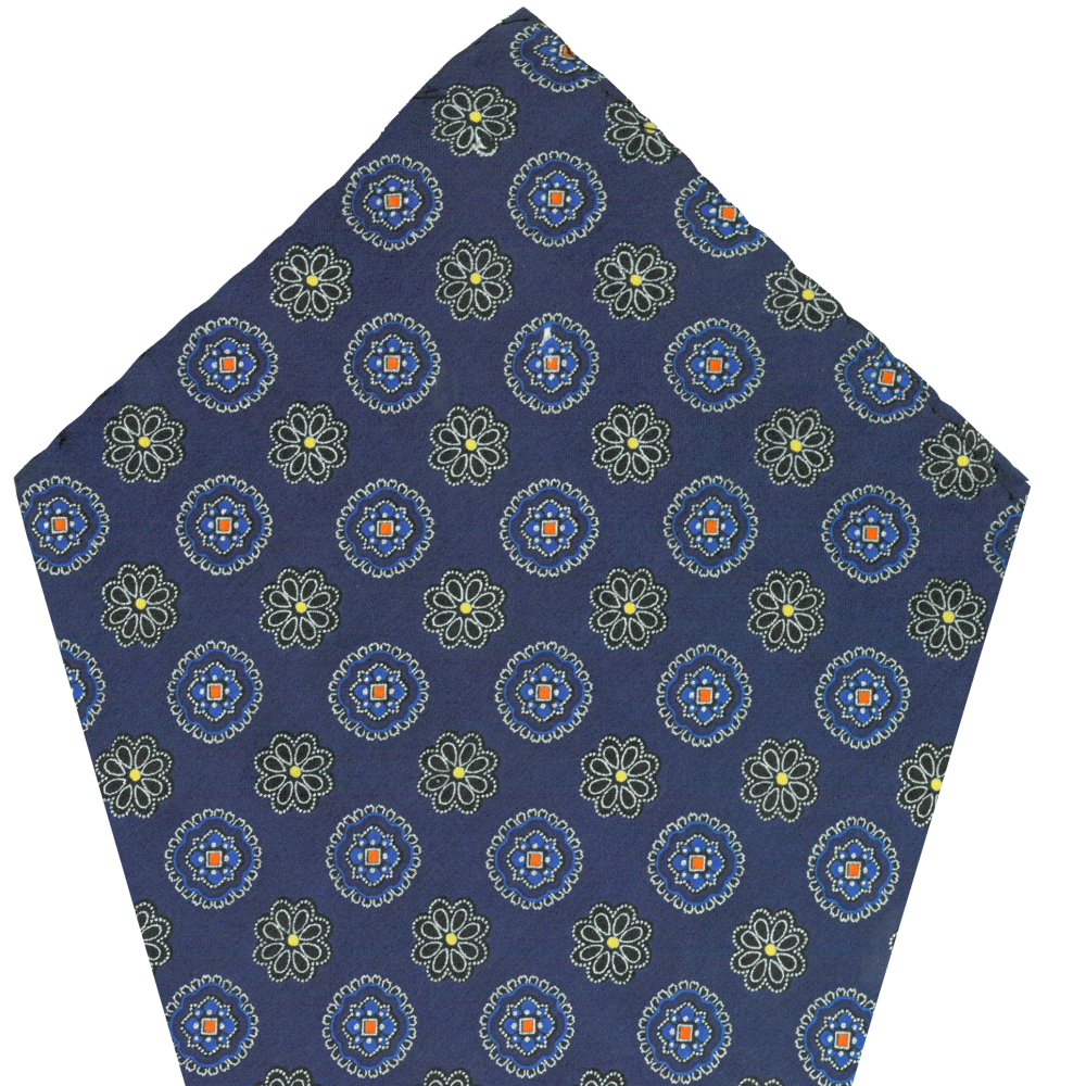 Baker Pocket Square | British Belt Company