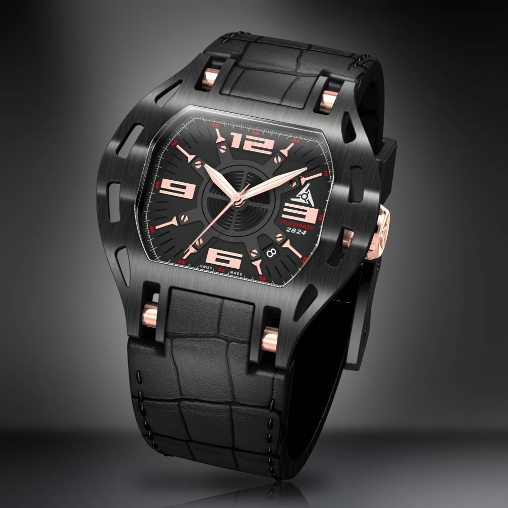 Automatic 2824 Sport Watch | Wryst Watches