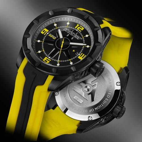 Ultimate ES40 Sport Watch | Wryst Watches