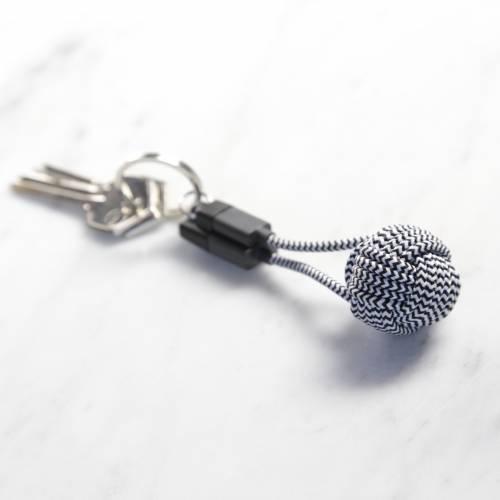 Key Lightning Cable | Zebra | Native Union