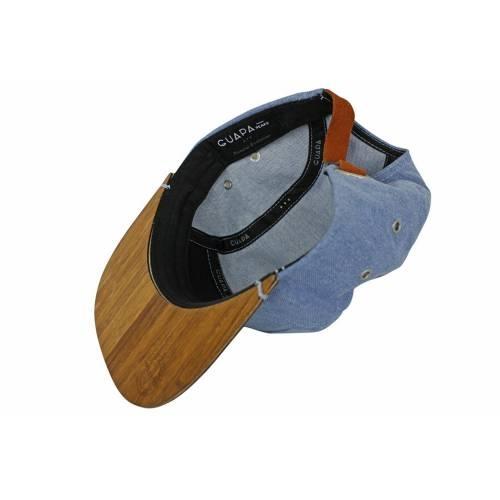 Denim Volley 5 Panel Hat | Guapa Peaks