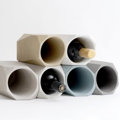 Corvi Concrete Wine Cooler | Set of 6