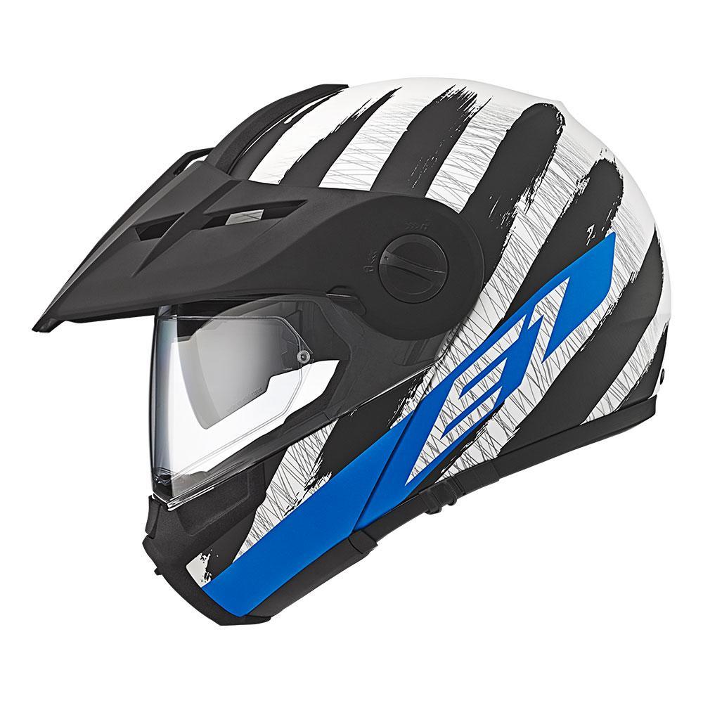 E1 | Hunter Blue | Schuberth Helmets