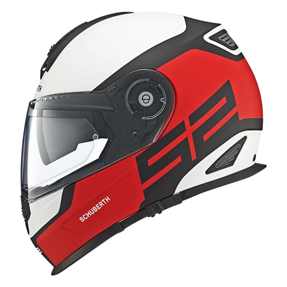 S2   Sport Elite Red   Schuberth Helmets