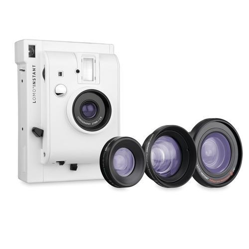 White Edition + Lens Kit