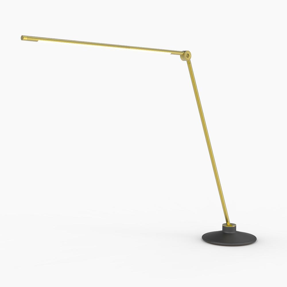 Thin T Desk Lamp | Brass | Juniper Design