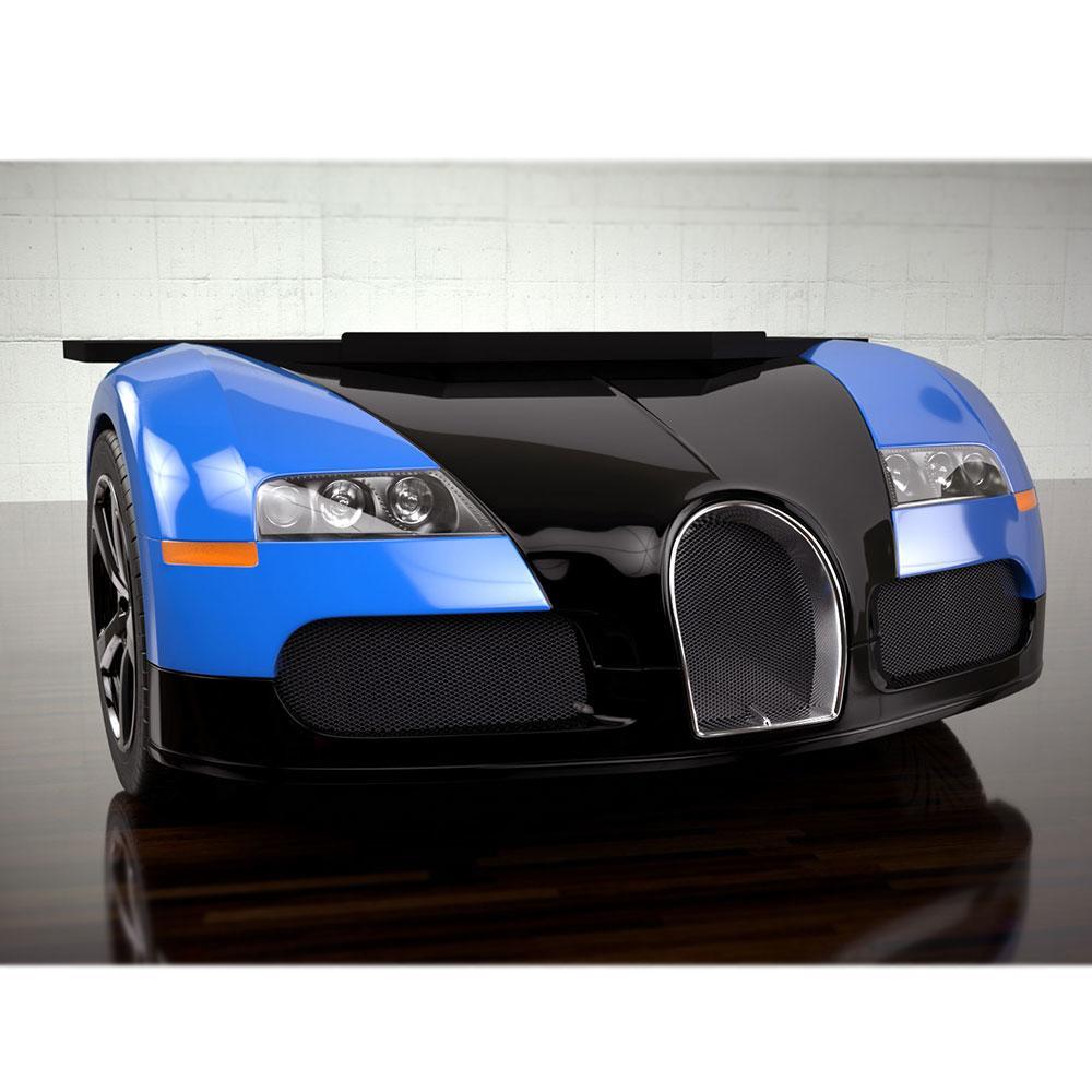 bugatti veyron desk blue design epicentrum. Black Bedroom Furniture Sets. Home Design Ideas