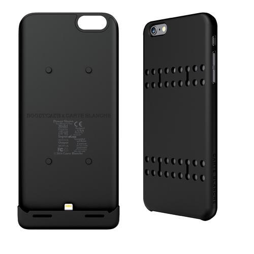 2700mAh Boostcase iPhone 6/6s   Black   Boostcase
