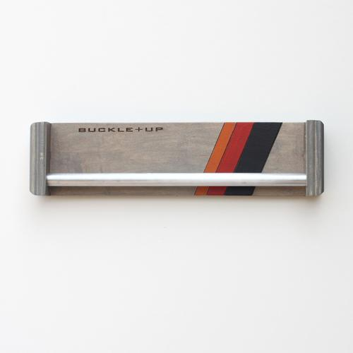 Belt Rack | Buckle+Up Race