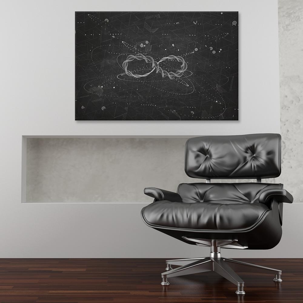 The Chasing Space Series: Loop III (Dark) | Marco Bagni