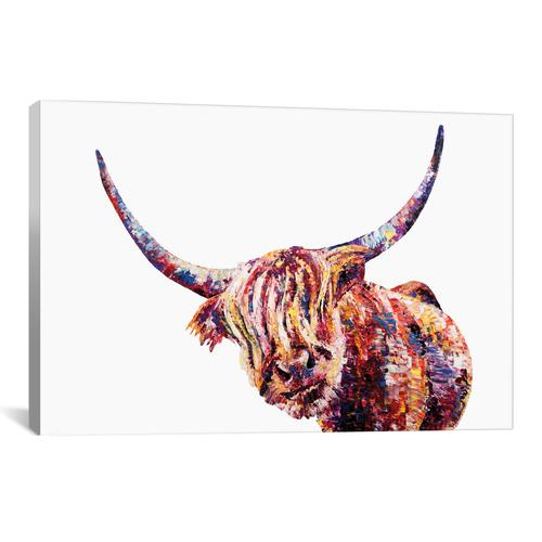 Olivia's Highland Cow | Becksy