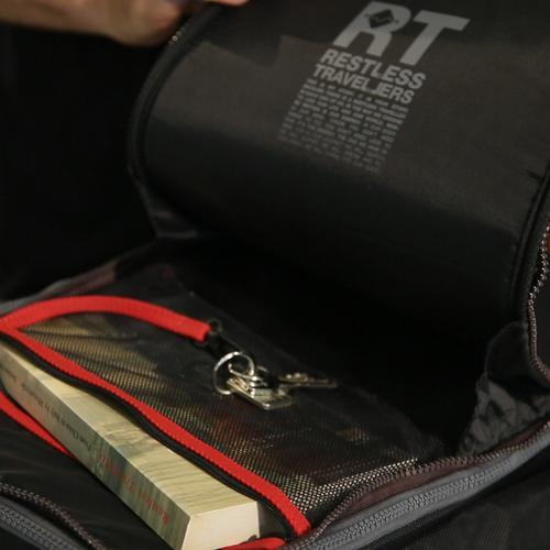Jeckt City   Jeckt Bag-Jacket   Restless Travelers